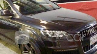 Autos usados-Audi-Q7