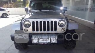 Autos usados-Chrysler-Jeep Wrangler