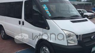 Autos usados-Ford-Transit Van