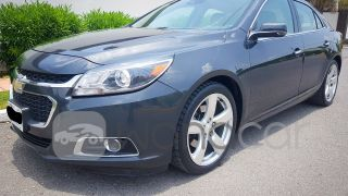 Autos usados-General Motors-Malibu