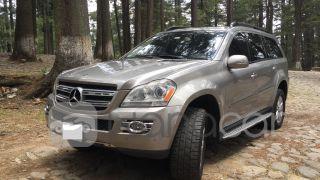 Autos usados-Mercedes Benz-Clase GL