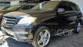 Autos usados-Mercedes Benz-Clase M
