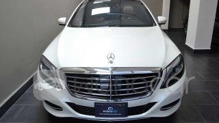 Autos usados-Mercedes Benz-Clase S