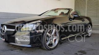 Autos usados-Mercedes Benz-Clase SLK