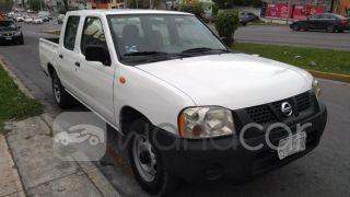 Autos usados-Nissan-Doble Cabina