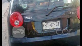 Autos usados-Pontiac-Matiz