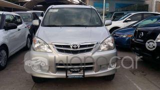 Autos usados-Toyota-Avanza