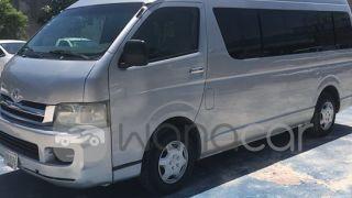 Autos usados-Toyota-Hiace