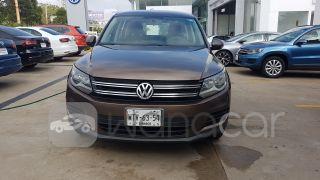 Autos usados-Volkswagen-Tiguan
